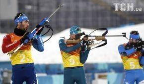 Украина попала в десятку сильнейших в эстафете Олимпиады