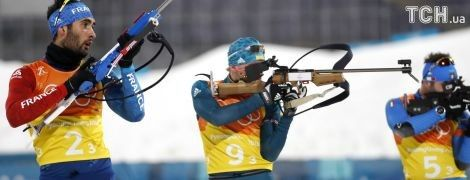 """Украина попала в десятку сильнейших в эстафете Олимпиады-2018, шведы взяли """"золото"""""""