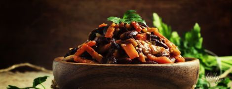 Нетрадиционные рецепты постных блюд