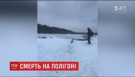 Під час навчальних стрільб на Львівщині снаряд вбив прикордонника