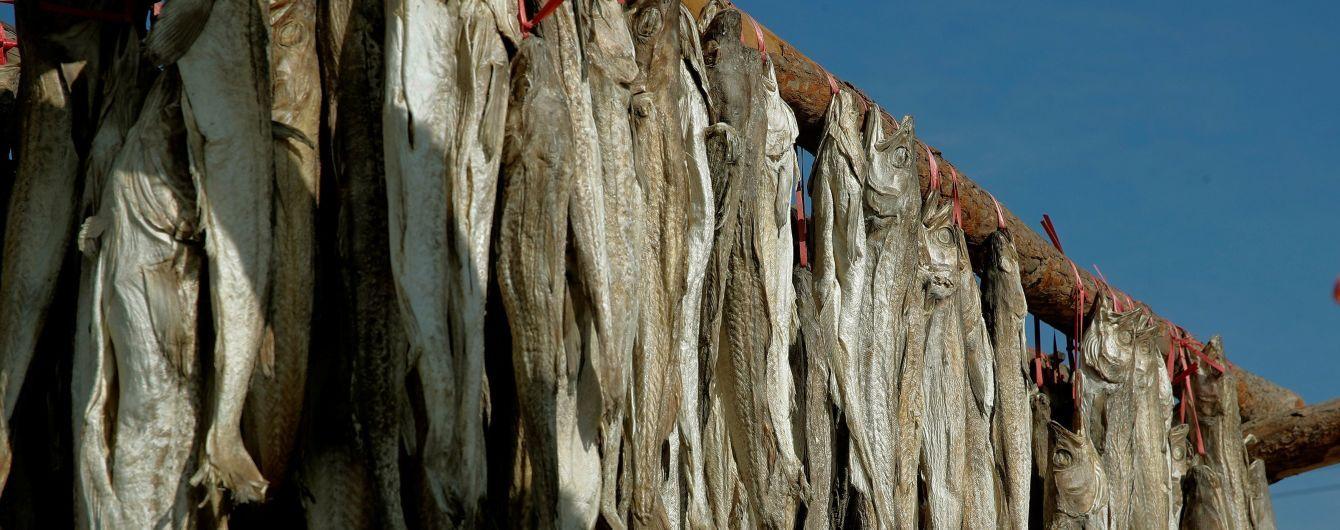 В Киеве у мужчины диагностировали ботулизм после употребления вяленой рыбы