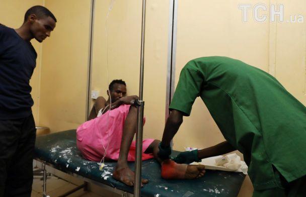 В Сомали смертники взорвали две машины возле президентского дворца, 18 погибших