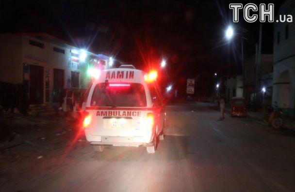 Два взрыва прогремело упрезидентского замка встолице Сомали