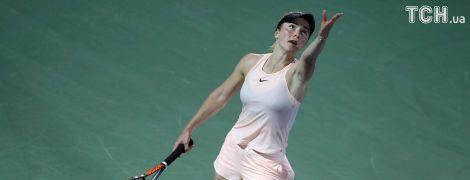 Світоліна вийшла до фіналу турніру в Дубаї і захищатиме титул в матчі з російською тенісисткою