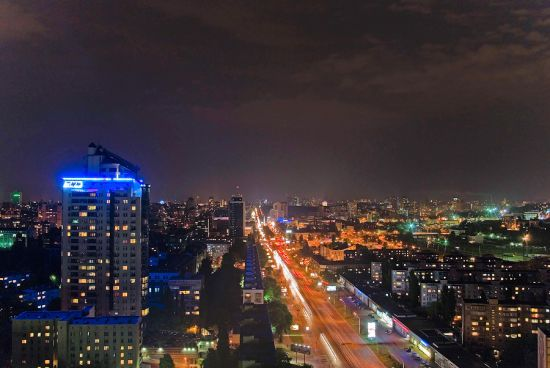 КМДА витратить на модернізацію освітлення столиці близько 300 мільйонів гривень