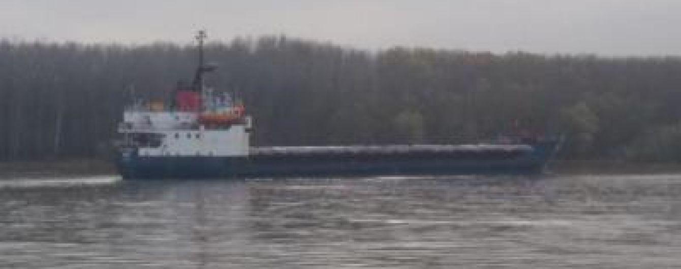 Військово-морські сили України поповняться конфіскованим прикордонниками судном із Танзанії