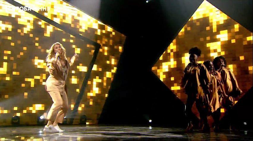 Данилко нанацотборе на«Евровидение-2018» обматерил зрителя