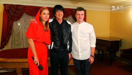 Пианист Евгений Хмара научился играть, слушая музыку Дидье Маруани - фронтмена группы Space