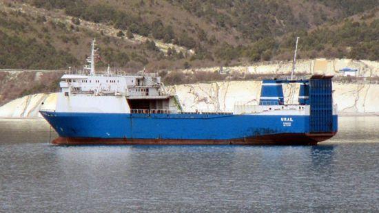У Тунісі затримали забитий військовою технікою корабель, який приплив із Росії - ЗМІ