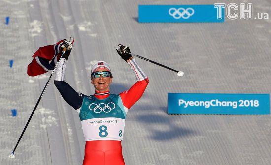 Олімпійські ігри 2018. Хто виграв медалі завершального змагального дня