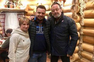 Відомий актор Жан Рено приїхав до України для знімань у фільмі