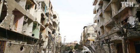 Разбитые дома и пустота: как сейчас выглядит сирийская Восточная Гута, страдающая от обстрелов