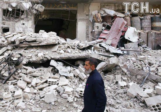 У сирійській Східній Гуті використали хімічну зброю - ЗМІ
