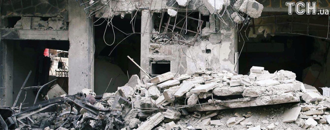 Совбез ООН: в Восточной Гуте жертвами атак режима Асада стали 1700 человек