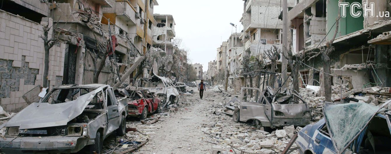Загострення конфлікту у Сирії: п'ять новин, які ви могли проспати