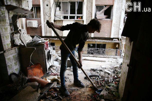 Разбитые дома и пустота: как сейчас выглядит сирийская Восточные Гута, страдает от обстрелов