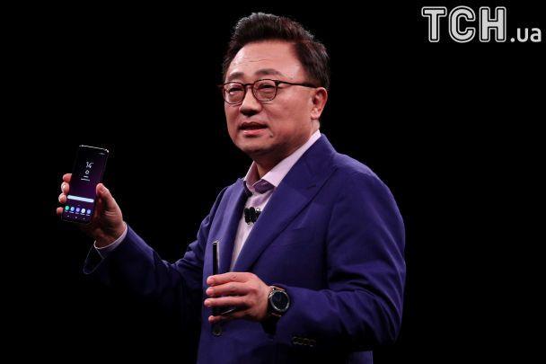 Samsung официально представила новые смартфоны Galaxy S9 и S9+