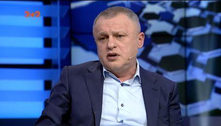 Игорь Суркис о поражении от Вереса: Команда не восстановилась после тяжелой игры с АЕКом