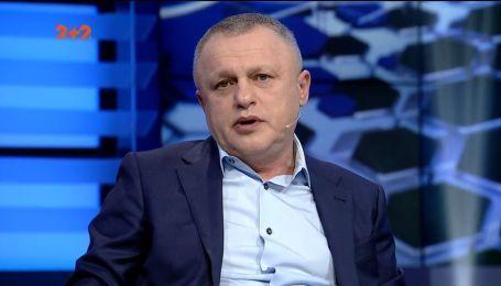 Об угрозах и гарантиях безопасности: откровенное интервью Игоря Суркиса относительно конфликта Динамо - Мариуполь