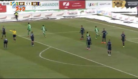 Карпаты - Олимпик - 2:1. Видео матча