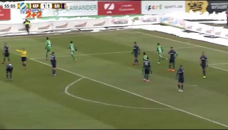 Карпати - Олімпік - 2:1. Відео матчу
