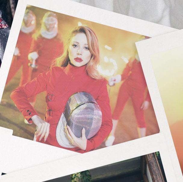 Тина Кароль внарядах отукраинских брендов снялась вмузыкальном кинофильме
