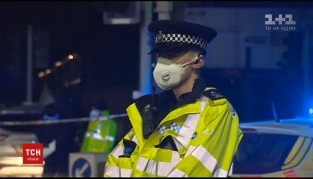 У британському місті Лестері стався потужний вибух