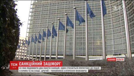 Евросоюз продлит санкции против чиновников из окружения Януковича