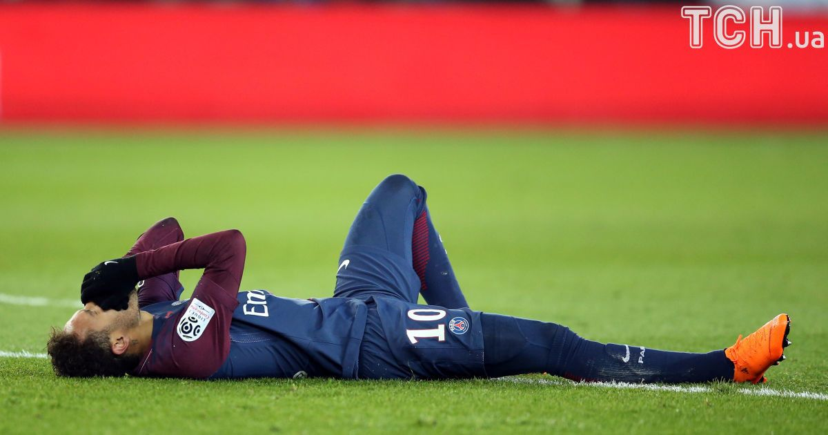 Бразилець отримав травму в матчі Ліги 1 проти