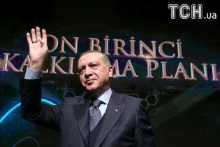 Ердоган назвав себе та Путіна найкращими президентами