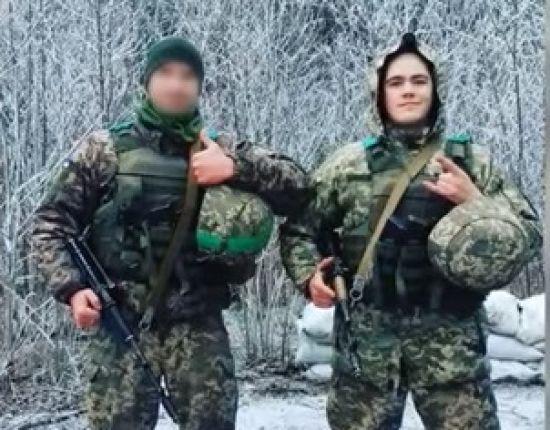 На Київщині поховали 19-річного бійця АТО, який загинув від кулі снайпера під Авдіївкою