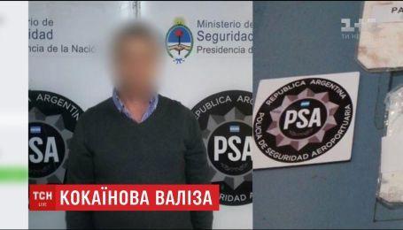 Росіянин хотів вилетіти до Німеччини з чотирма кілограмами наркотиків у багажі