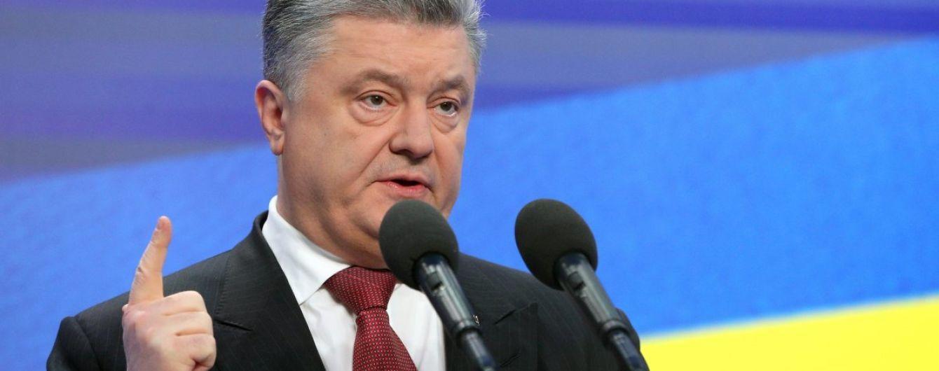 Порошенко попередив про загрозу втручання Росії в українські вибори
