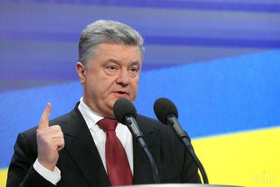 Україна знайшла альтернативні ринки збуту. Порошенко прокоментував економічну ситуацію в країні