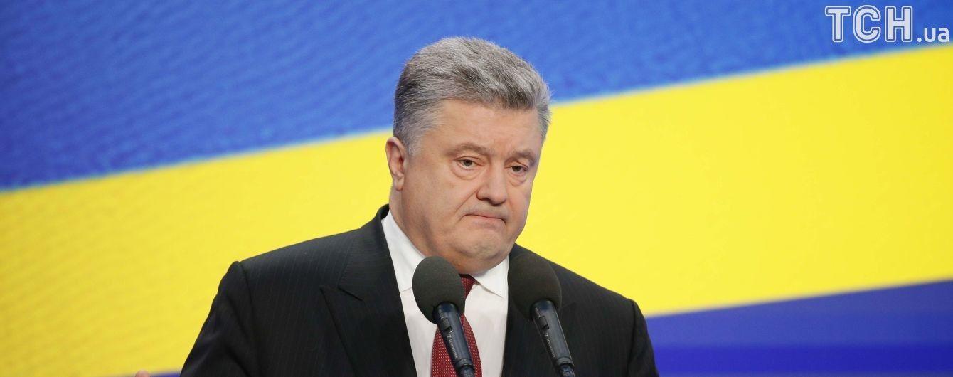 За месяц Порошенко заработал на банковских вкладах 915 тысяч гривен
