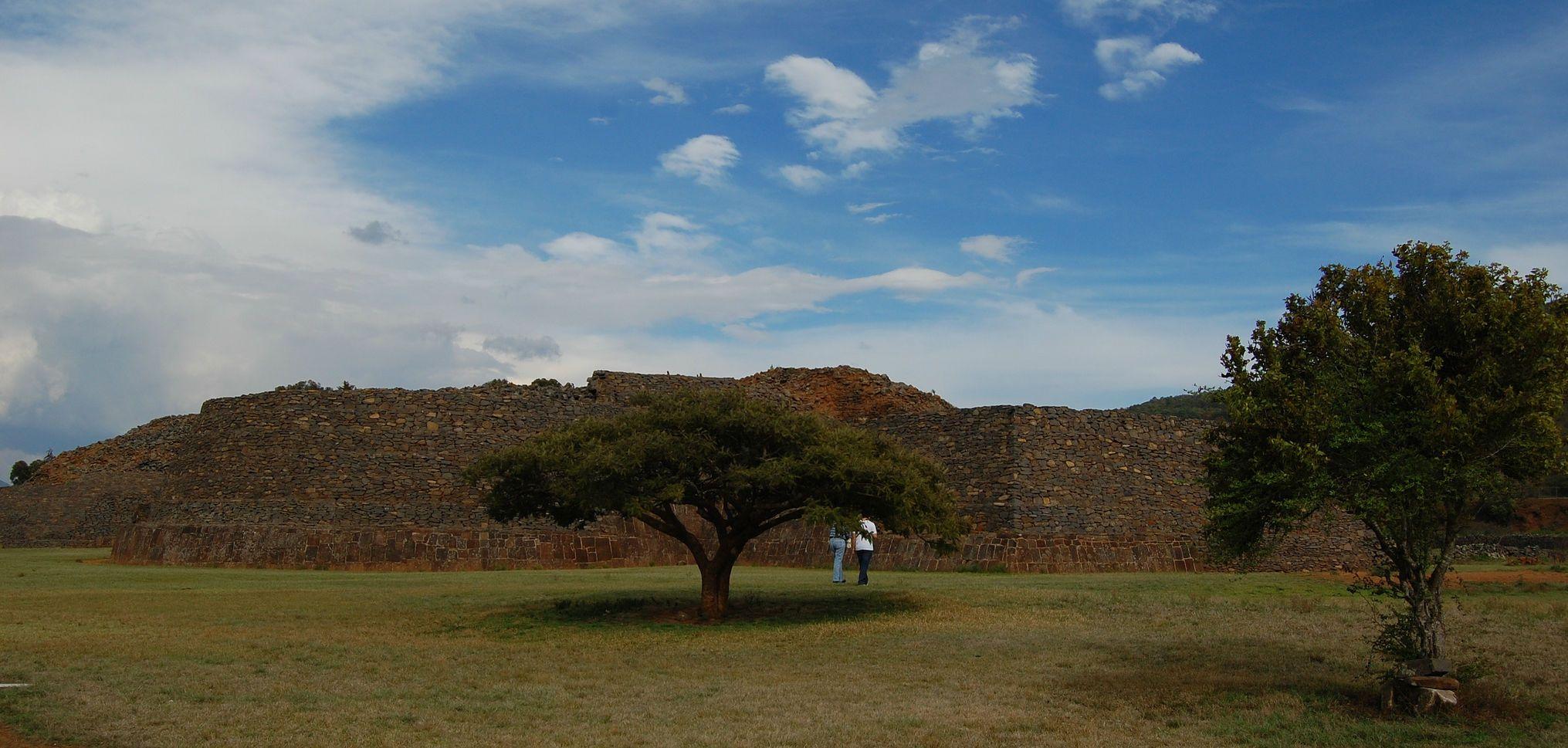 Ангамуко, Мексика, місто цивілізації пурепеча