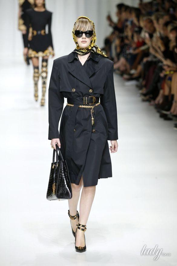Коллекция Versace прет-а-порте сезона весна-лето 2018_9