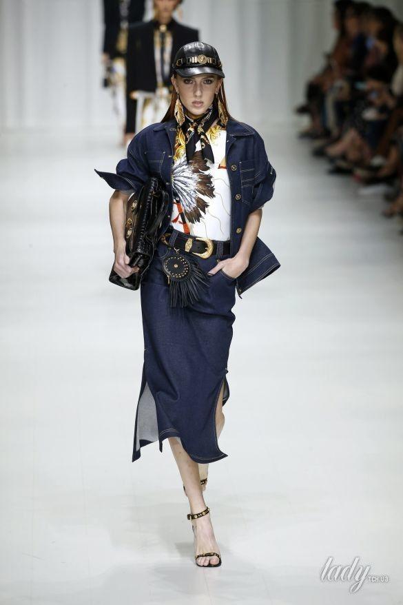 Коллекция Versace прет-а-порте сезона весна-лето 2018_27