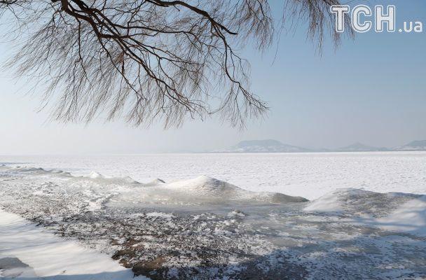 Еммаргедон: Европу накрыл ледяной шторм