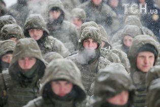 На обличчя українців дивиться весь світ: засніжена Україна в об'єктиві Reuters