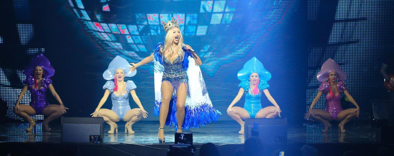 Музыка, шампанское и любовь – в Киеве провожали зиму на Большом Весеннем концерте