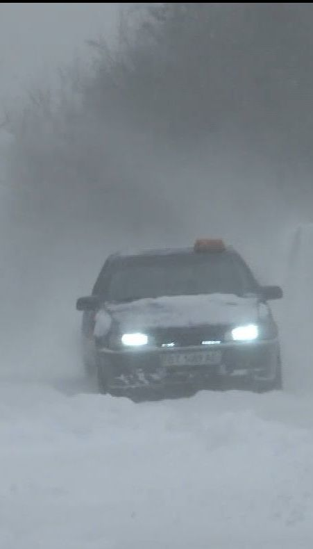 Синоптики рассказали, когда в Украине прекратятся снегопады