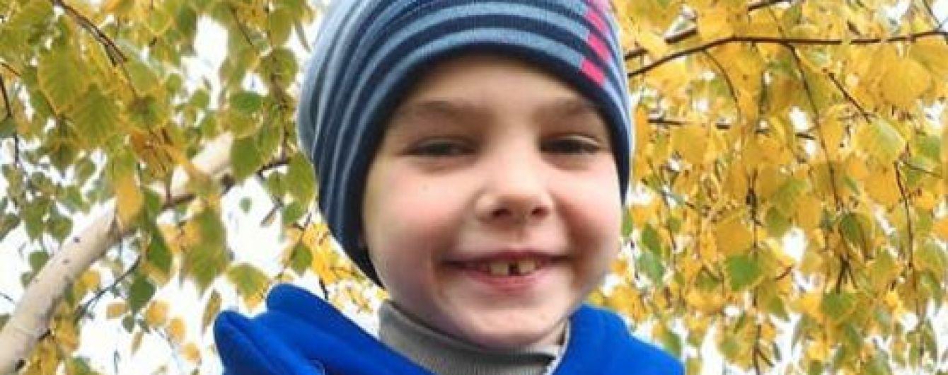 Даниэлю нужна трансплантация почки в Минске