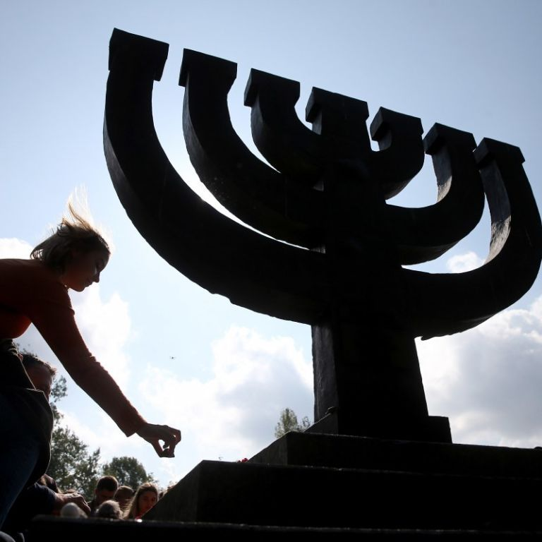"""Более 100 еврейских общин Украины поддержали строительство Мемориала Холокоста """"Бабий Яр"""" и обратились к властям"""