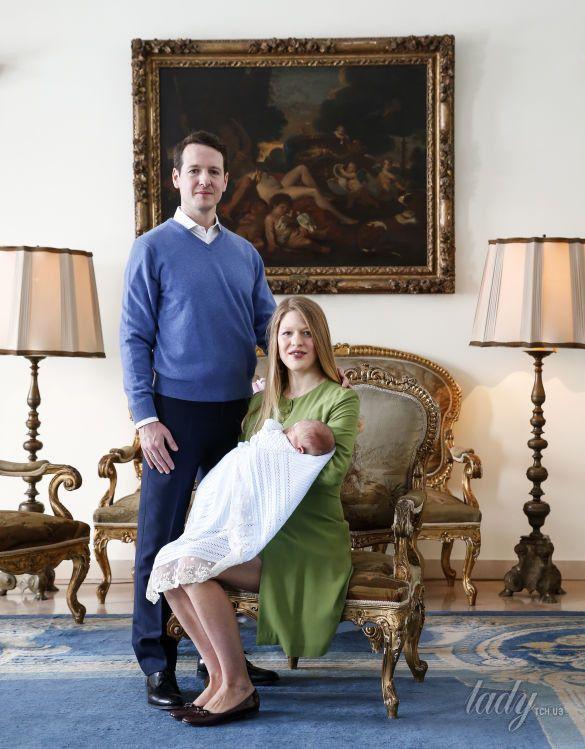 Сербский принц Филипп и принцесса Даница_2
