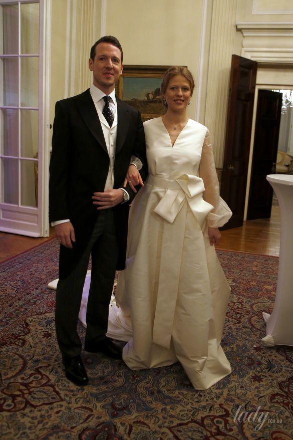 Сербский принц Филипп и принцесса Даница_1