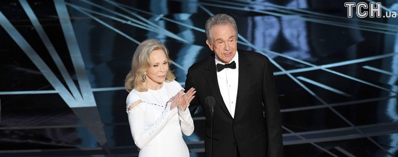 """Винні у минулорічному конфузі на """"Оскарі"""" знову оголошуватимуть лауреата"""