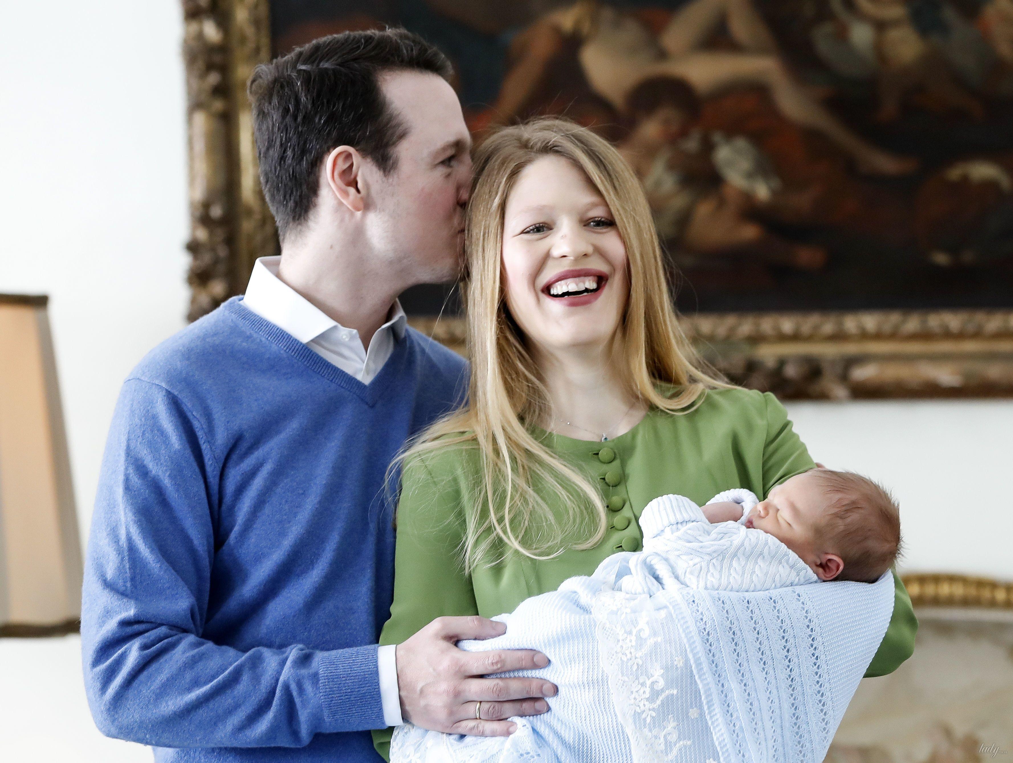 Сербский принц Филипп и принцесса Даница_3
