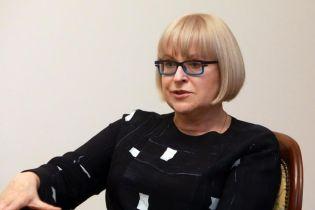 Амосова повернулася в крісло ректора НМУ імені Богомольця