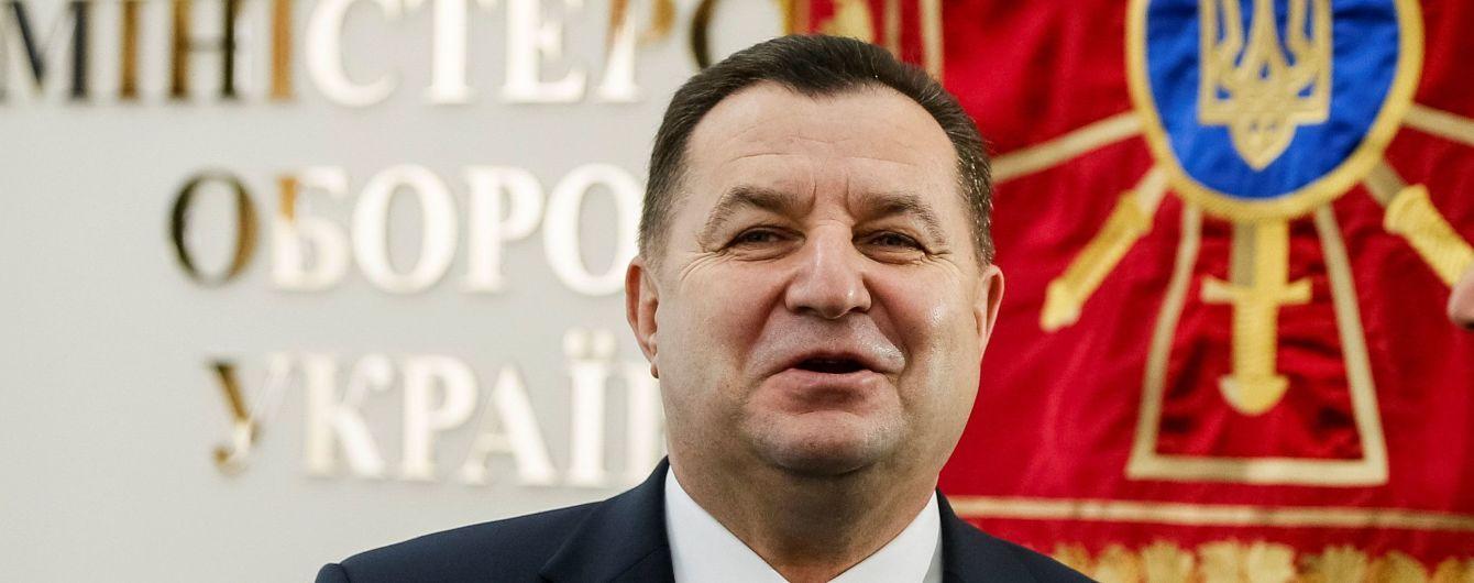 Полторак заявив про нову еру співпраці зі США після попереднього схвалення постачання Javelin